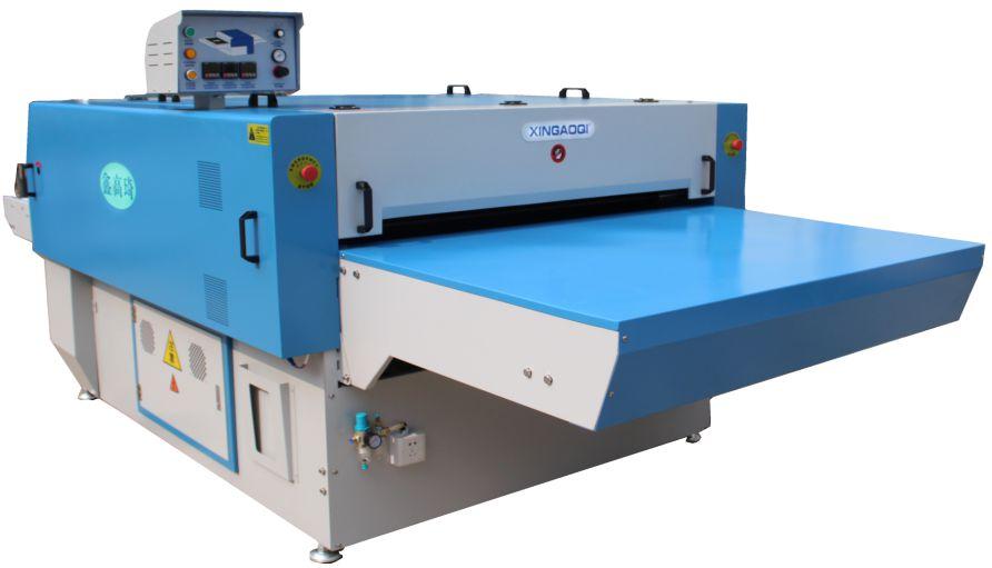 高效连续式粘合机XGQ-900-1800L