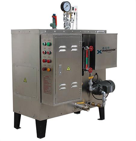 全自動電加熱蒸騰鍋爐 36~48~72KW
