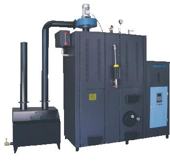 生物质免检蒸汽发生器AXM0.50-0.7-S 生物质蒸汽发生器(500kg)